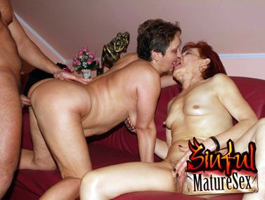 Sinful Mature Sex password